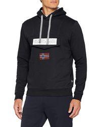 Napapijri , Sweat-Shirt Homme - Noir