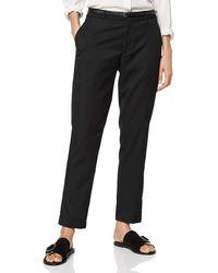 Scotch & Soda Classic Tailored Trousers - Black