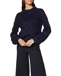 Great Plains - 's Shimmer Cable Jumper - Lyst