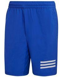 adidas Club 3str Shorts - Blau