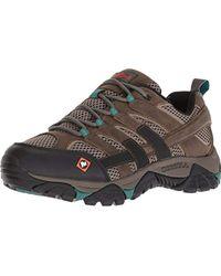 287c09c7 Work Moab 2 Vapor Sr Shoes - Multicolour
