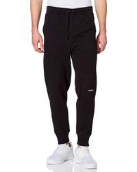 Calvin Klein Jeans Micro Branding HWK Pant Tuta da Ginnastica - Nero