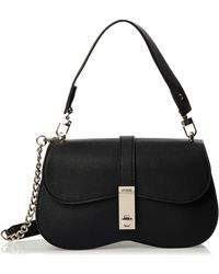 Guess - Asher Tracolla Nero - Lyst