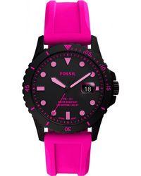 Fossil Watch FS5685 - Lila