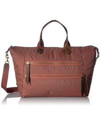 Frye - Ivy Nylon Overnight Bag - Lyst