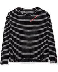 Pepe Jeans Rosemary Teen Camiseta - Negro