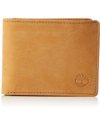 Timberland Passcase With Coin Pocket Geldbörse - Mehrfarbig