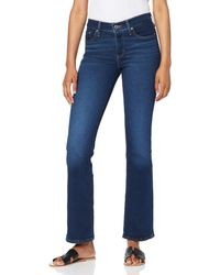 Levi's 315 Shaping Boot Bootcut Jeans - Blau