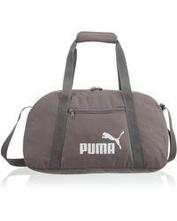 PUMA 075722-36 Sac de Sport e Phase Sports Bag Taille Unique - Gris