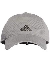 2d5ccedfe00a9 Hat Training C40 Climacool Aeroknit Cap Running Workout - Gray