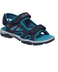 Regatta - Ldy Holcombe Vent Open Toe Sandals - Lyst