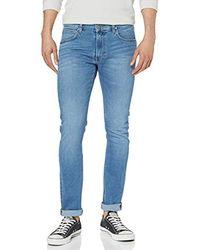 Lee Jeans Luke Jeans Slim Uomo - Blu