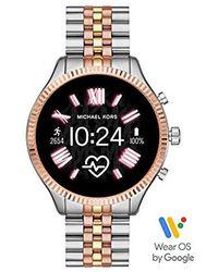 Michael Kors Smart Watch - Metallizzato