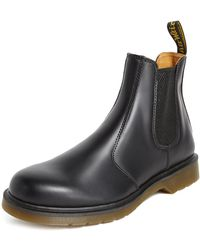 Dr. Martens 2976 GAUCHO -Erwachsene Chelsea Boots - Schwarz