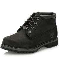 Timberland Nellie Chukka Double Ankle Boots, - Black