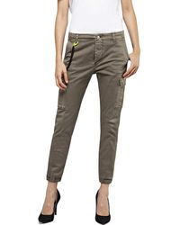 Replay W8769m.000.83656g Trouser - Green