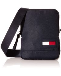 Tommy Hilfiger Tommy Core Compact Crossover - Noir