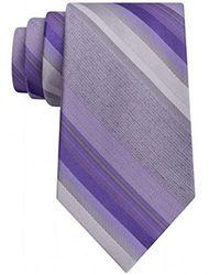 Calvin Klein - Horizon Stripe Tie - Lyst