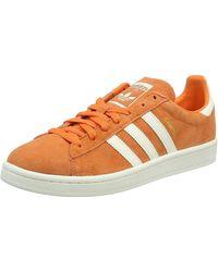 adidas Campus - Orange