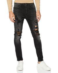 FIND Jeans Skinny - Nero