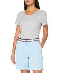 Tommy Hilfiger GMD Cotton Bermuda Slim Jeans - Blau