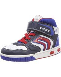 Geox JR Gregg B - Azul