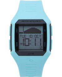Rip Curl Maui Mini Tide Quartz Sport Watch With Polyurethane Strap - Multicolor