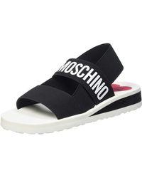 Love Moschino Größe: 34.5 - Schwarz