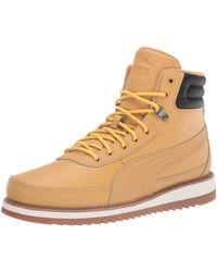 PUMA Boots for Men - Lyst.com