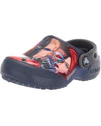 Crocs™ FL Marvel Multi Clog K - Azul