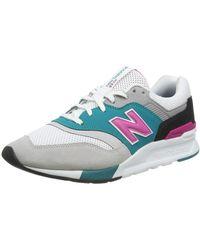 New Balance Cm997hv1 Sneaker - Mehrfarbig