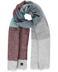 Esprit 120ea2q301 Fashion Scarf - Grey