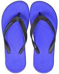 New Balance M6076, Chaussures de Plage & Piscine - Bleu