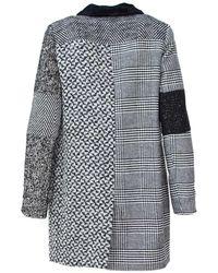 Desigual Coats Medium Grey
