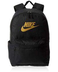 Nike Rucksack Heritage 2.0 - Schwarz