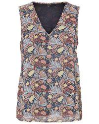 Vero Moda T-Shirts And Tops 10229685 Donna Blu M