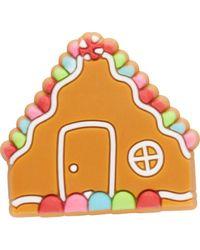 Crocs™ Adult Holiday Shoe Charms | Personalize Jibbitz - Orange