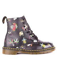 nowy autentyczny innowacyjny design dobra obsługa Dr. Martens Union Jack Boots in Black - Lyst