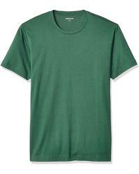 Goodthreads - Short-Sleeve Crewneck Cotton T-Shirt Fashion - Lyst