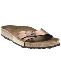 brand new 13227 7fd93 Birkenstock Madrid Sandals - Lyst