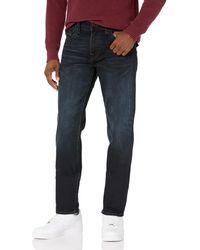 True Religion Geno Slim Fit Jeans - Blu