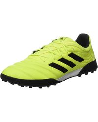 adidas Copa 19.3 TF, Chaussures de Football - Jaune