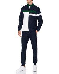 Lacoste Sport WH2050 Pantalon de survêtement - Bleu