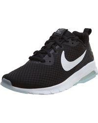 Nike Damen Trainer Air Max Motion 16 Ul Low-top - Black