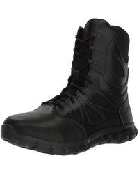 Reebok Sublite Cushion Tactical 8 Boot Wp - Black