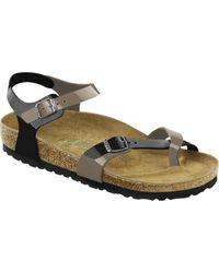Birkenstock Taormina sandals 41 - Blau