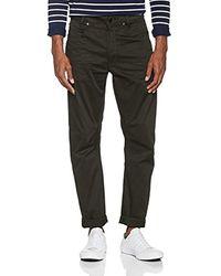 G-Star RAW - D-staq 3d Tapered Trousers - Lyst