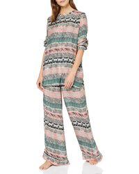 Women'secret Secret The Lion King LK DS Allover FR Conjuntos de Pijama - Multicolor