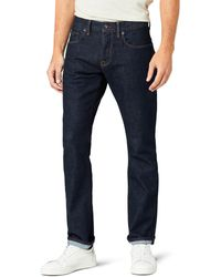 Tommy Hilfiger Straight Jeans Core Denton - Blau