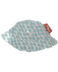 PUMA 023198 01 AOP Chapeau unisexe pour adulte Taille L/XL - Bleu